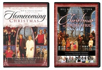 Christmas in South Africa & Homecoming Christmas 2 DVD Set