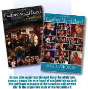 Gaither Vocal Band Reunion DVD Set
