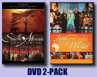 Love Can Turn The World and South African Homecoming DVD Set