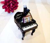 Anthony's Signature Grand Piano Ornament & CD
