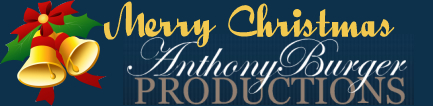 Anthony Burger Productions Online Store
