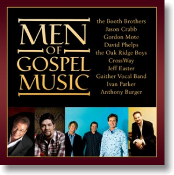 Men of Gospel Music CD