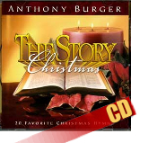 The Story Christmas CD