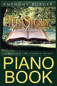 The Story Continues Piano Book